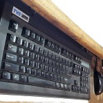 my tvs gold keyboard