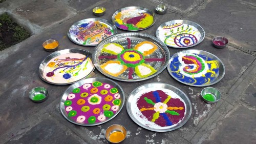 rangoli-in-steel-plates-for-mobility