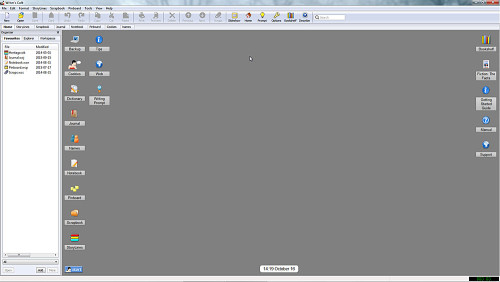 writer's-cafe-normal-gui-screen